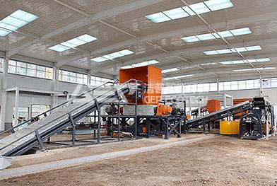 Проект по сортировке крупногабаритных отходов центра сортировки бытовых отходов Чжэнчжоу
