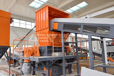 Проект по утилизации отходов текстильной промышленности в центре сортировки бытовых отходов Чжэнчжоу