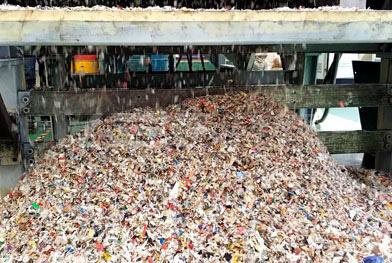 Проект по утилизации отходов крученой веревки на бумажной фабрике