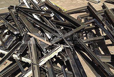 Проект по дроблению и сортировке сломанного моста из алюминия