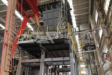 Проект по промышленному измельчению опасных отходов в Гуанси