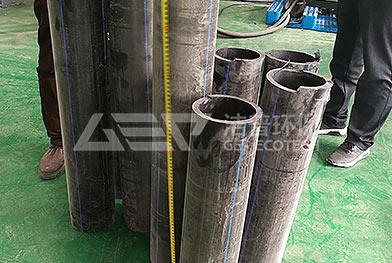 Проект линии по дроблению пластиковых труб