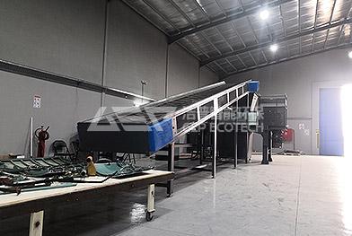 Проект по переработке металлолома