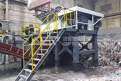 Крупномасштабный проект по уничтожению промышленных отходов