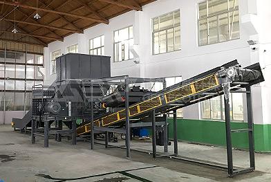 Проект по удалению крупногабаритных отходов в провинции Чжэцзян
