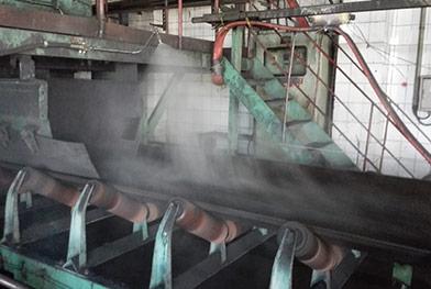 транспортировка угля конвейер