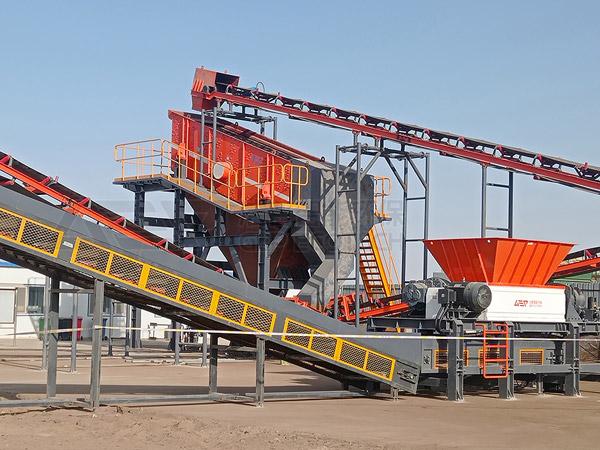Система предварительной утилизации опасных отходов GEP доставлена на нефтяное месторождение в Северо-Западном Китае